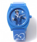 NIXON TIME TELLER BEASTIE BOYS BLUE