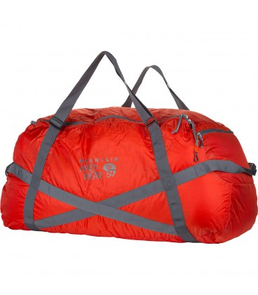 MOUNTAIN HARDWEAR LIGHTWEIGHT EXP. DUFFEL SMALL STATE ORANGE