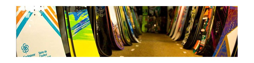Used Snowboards
