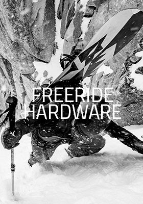 FREERIDE HARDWARE