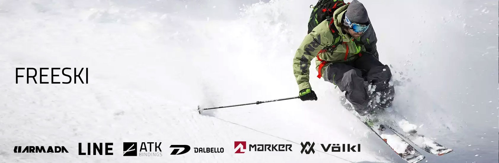 FREESKI shop on line