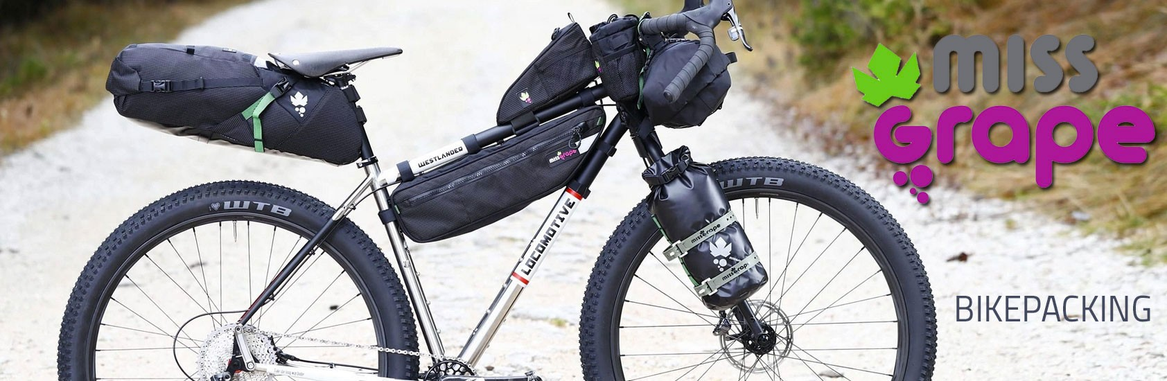 MISS GRAPE BIKEPACKING